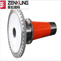ISO certificated china manufacturer Wind turbine main shaft for wind generator shaft